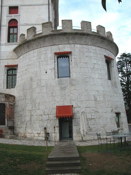 Bastione rotondo veneziano
