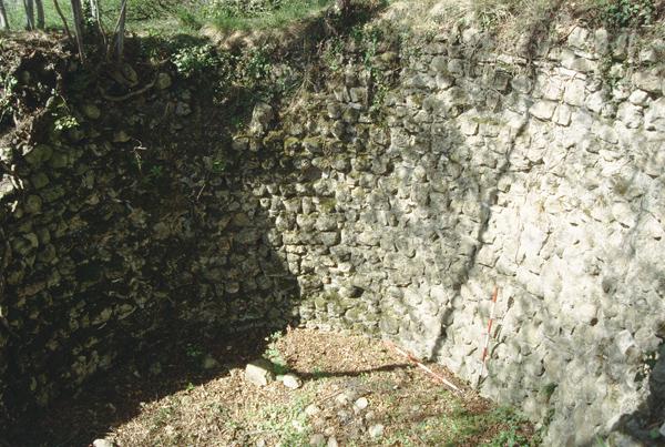Cisterna medievale del Col Muson