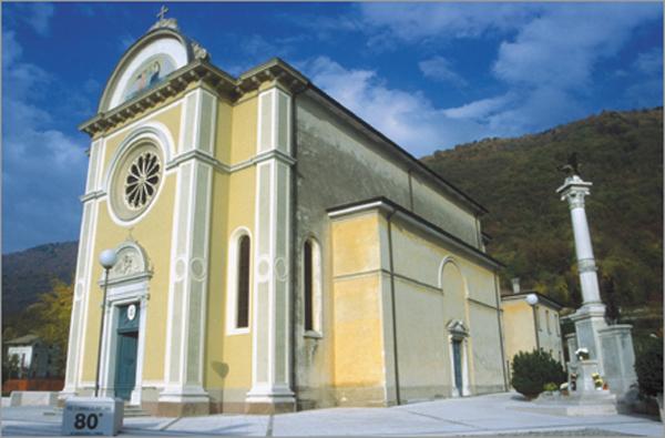 Chiesa parrocchiale di Lago