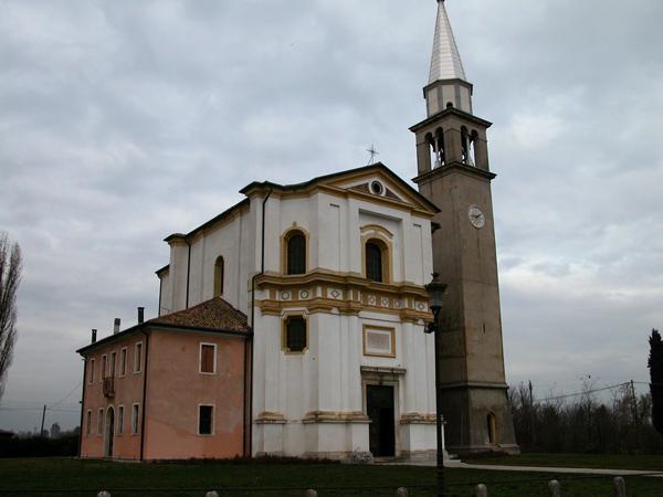Veduta esterna del santuario