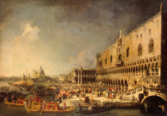 Canaletto Picture
